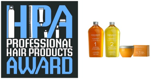 Hair Products Award: Eksperience, un marchio molte candidature.