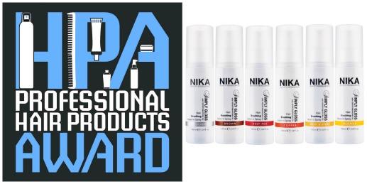 Hair Products Award: Simply Gloss by Nika!!!