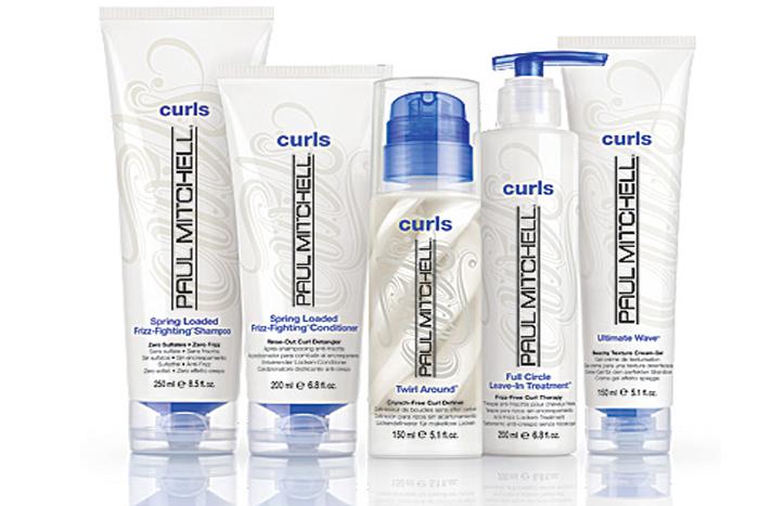 TEST PRODOTTO: Curls, la nuova linea di prodotti per i capelli ricci by Paul Mitchell!