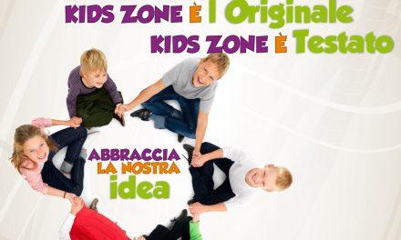 KIDS ZONE, l'innovativo progetto Salone dedicato ai bimbi!