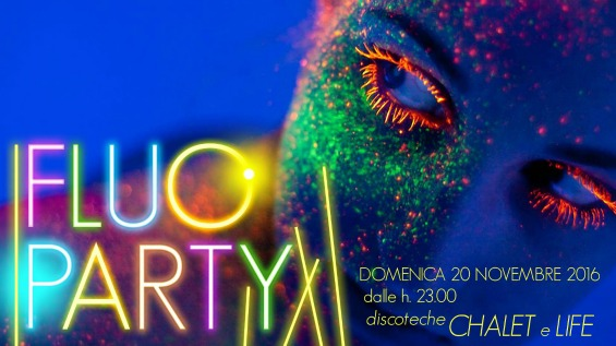 You Hair & Beauty Show: Fluo Party in arrivo.