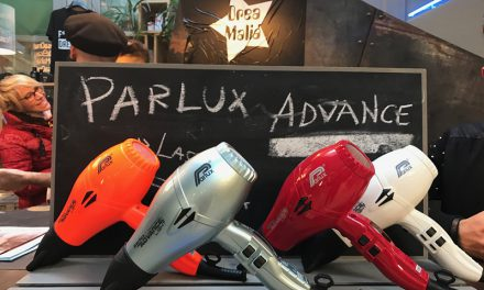 Parlux Advance, il test di Orea Malià