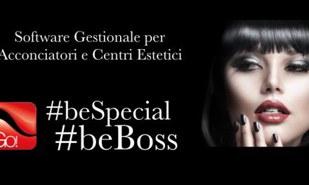 Arriva il nuovo GO by Boss Italia!