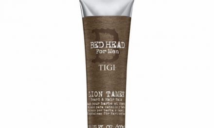 """Don't lose face"" Bed Head for men by Tigi amplia la gamma con nuovi prodotti dedicati ai dandy contemporanei"