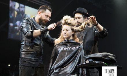 KEMON SHOW LUX HAIR OBSESSION DI MAURO GALZIGNATO AL COSMOPROF 2017