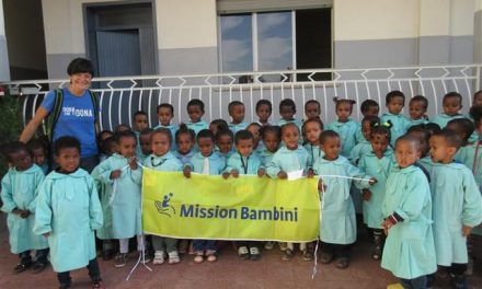 Parlux per il sociale: l'azienda milanese sostiene MISSION BAMBINI ONLUS!