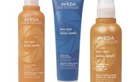 BENVENUTA ESTATE! CON AVEDA SUN CARE ;)