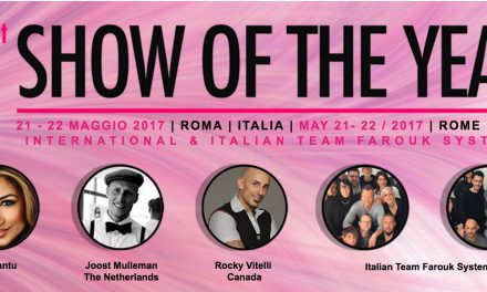 SHOW OF THE YEAR: SHOW INTERNAZIONALE FOROUK SYSTEMS ITALY