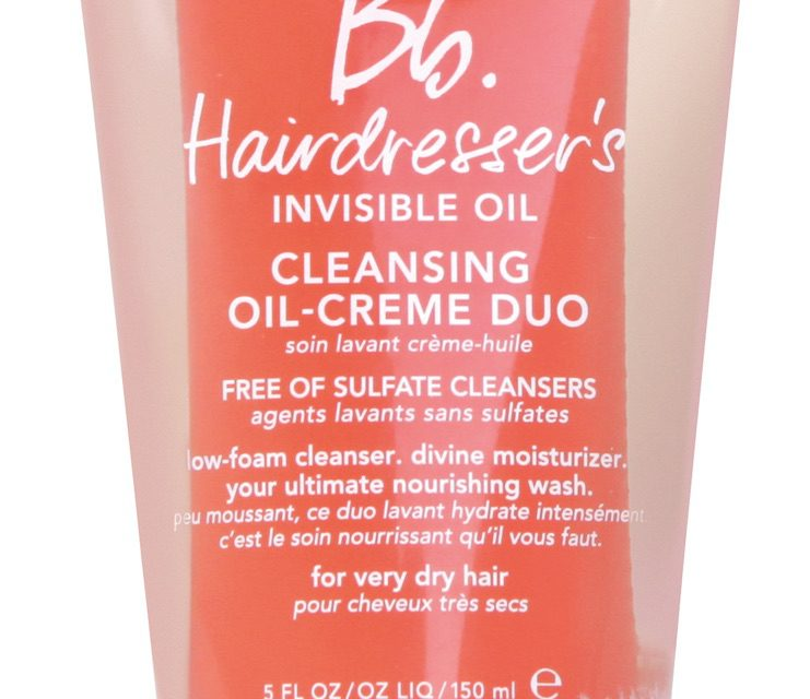 BUMBLE AND BUMBLE PRESENTA HAIRDRESSER'S INVISIBLE OIL CLEANSING OIL-CREME DUO