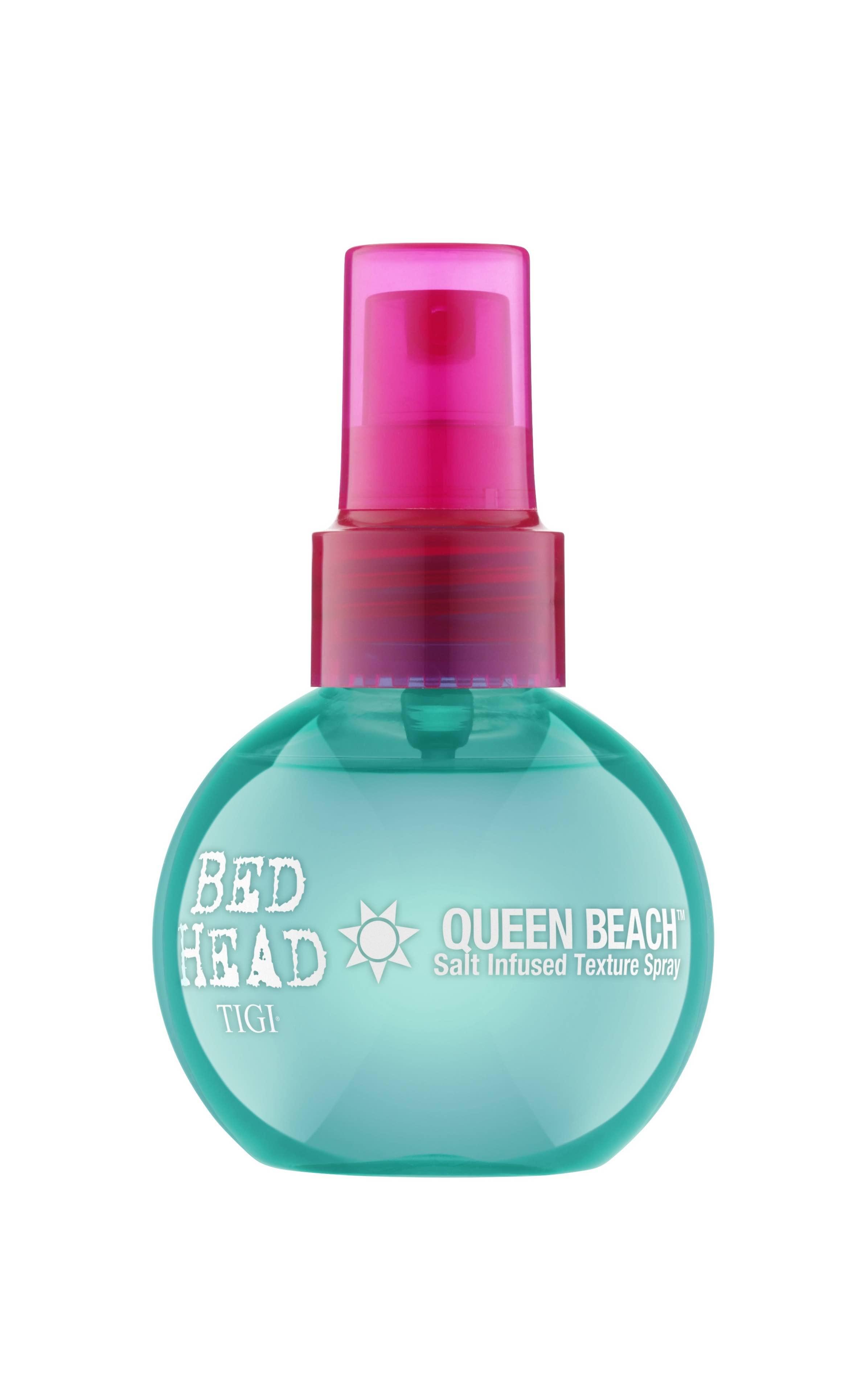 5- TIGI BED HEAD QUEEN BEACH SALT SPRAY