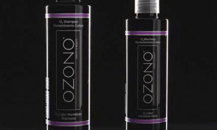OZONO, UN RESPIRO DI BELLEZZA ANCHE PER I CAPELLI COLORATI