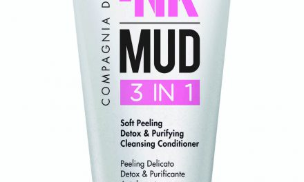 PINK MUD: SOFT PEELING, CRAZY PINK