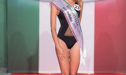 TERESA CATERINO È MISS BABYLISS 2017