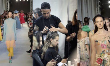 COTRIL PER LA MILANO FASHION WEEK: HAIR COTRIL ALLA SFILATA SS18 DI VIVETTA