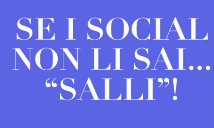 """SE I SOCIAL NON LI SAI….""""SALLI"""", ARRIVANO I DIGITAL MARKETING WORKSHOP DI PARRUCCHIERANDO.COM!"""