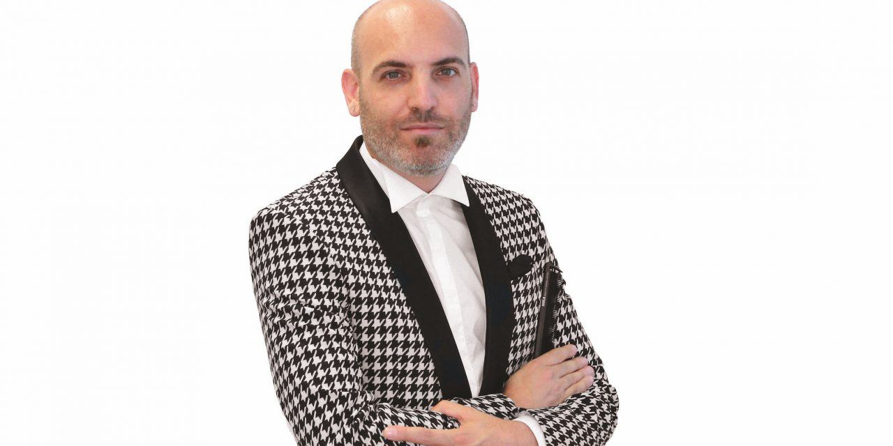 NIKA HAIR BEAUTY EXCELLENCE SCEGLIE LUCA FRANGIONE COME NUOVO ART DIRECTOR