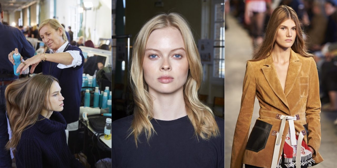 MOROCCANOIL ALLA PARIS FASHION WEEK: ALTUZARRA SPRING/SUMMER 2018