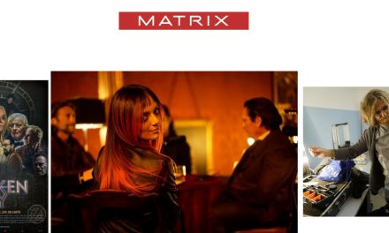 MARCO TODARO, MATRIX HAIR DESIGNER, FIRMA I LOOK DEL CAST DI THE BROKEN KEY
