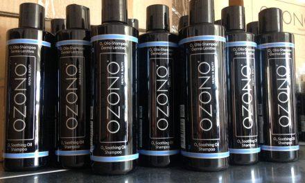 O3 SHOOTING OIL SHAMPOO by OZONO