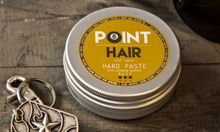 CREA INFINITI LOOK CON HARD PAST DI POINT BARBER