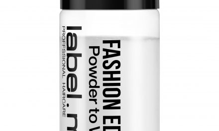 LOOK DA PASSERELLA OGNI GIORNO CON FASHION EDITION POWDER TO WAX DI LABEL.M