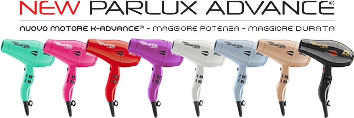 Parlux Advance by ThreeDom Group, il test!