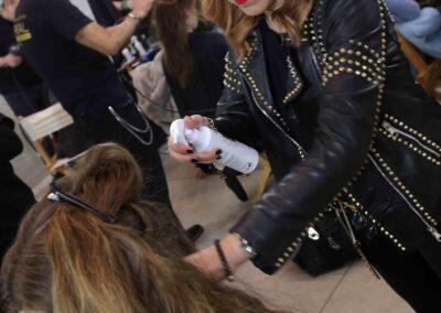 2- L'Oréal Professionnel_ MIlano Fashion Week FW 18_19 Les Copains (3)