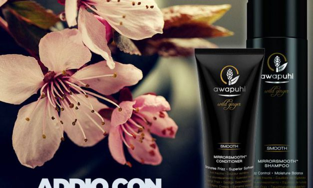 ADDIO EFFETTO CRESPO CON MIRRORSMOOTH DI PAUL MITCHELL