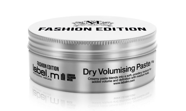 FASHION EDITION DRY VOLUMISING PASTE DI LABEL.M: PER LOOK INCREDIBILI OGNI GIORNO!