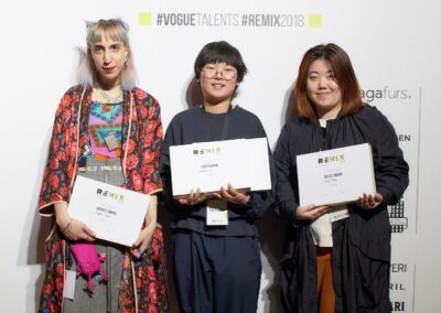 REMIX 2018_All the three winners of REMIX