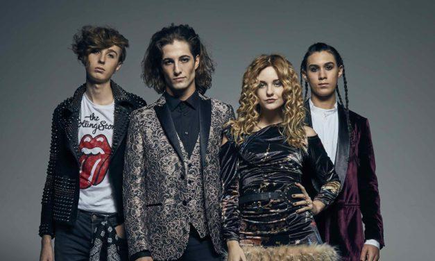 TONI&GUY ITALIA: OFFICIAL HAIR SPONSOR DEI MÅNESKIN PER IL TOUR 2018