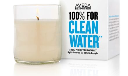 STAND UP FOR CLEAN WATER: AVEDA PER IL MESE DELLA TERRA 2018