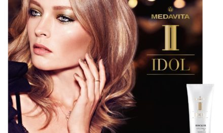 BE YOURSELF, BE YOUR IDOL CON MEDAVITA