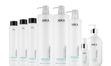 K-PERFECTION DI NIKA SI AGGIUDICA IL PREMIO SPECIALE DELL'HAIR PRODUCTS AWARD 2018