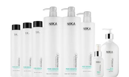 K-PERFECTION DI NIKA SI AGGIUDICA IL PREMIO SPECIALE DELL'HAIR PRODUCTS AWARD 2018