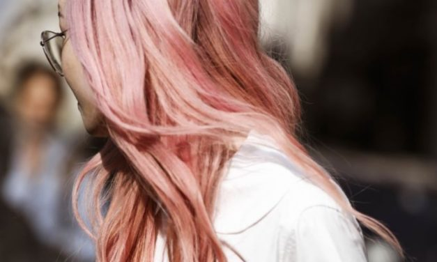 PINK IS IN THE HAIR CON L'ORÉAL PROFESSIONNEL
