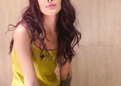 Monica Marchetti per L'Oréal Professionnel Levante in tour - beach waves