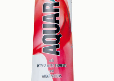 Tubo Aquarely ultra red