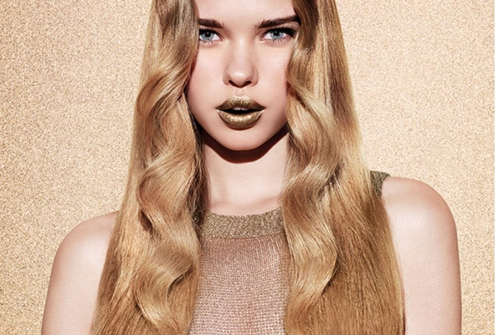 LE GOLD WAVE DI GHD IN UN VIDEO STEP BY STEP