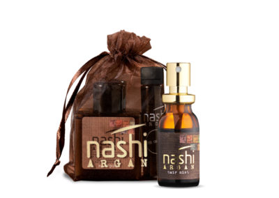 Nashi Argan sachet Hair Mist Cosmoprof 2018