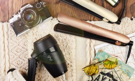 GHD PRESENTA LA NEW SAHARAN GOLD COLLECTION