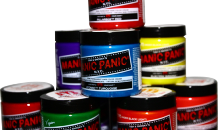 MANIC PANIC HIGH VOLTAGE CLASSIC, LA COLORAZIONE 100% VEGANA