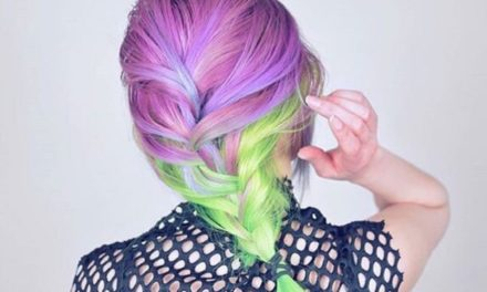 MANIC PANIC: LIVE FAST AND DYE YOUR HAIR!