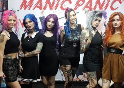 Manic Panic Professional 6