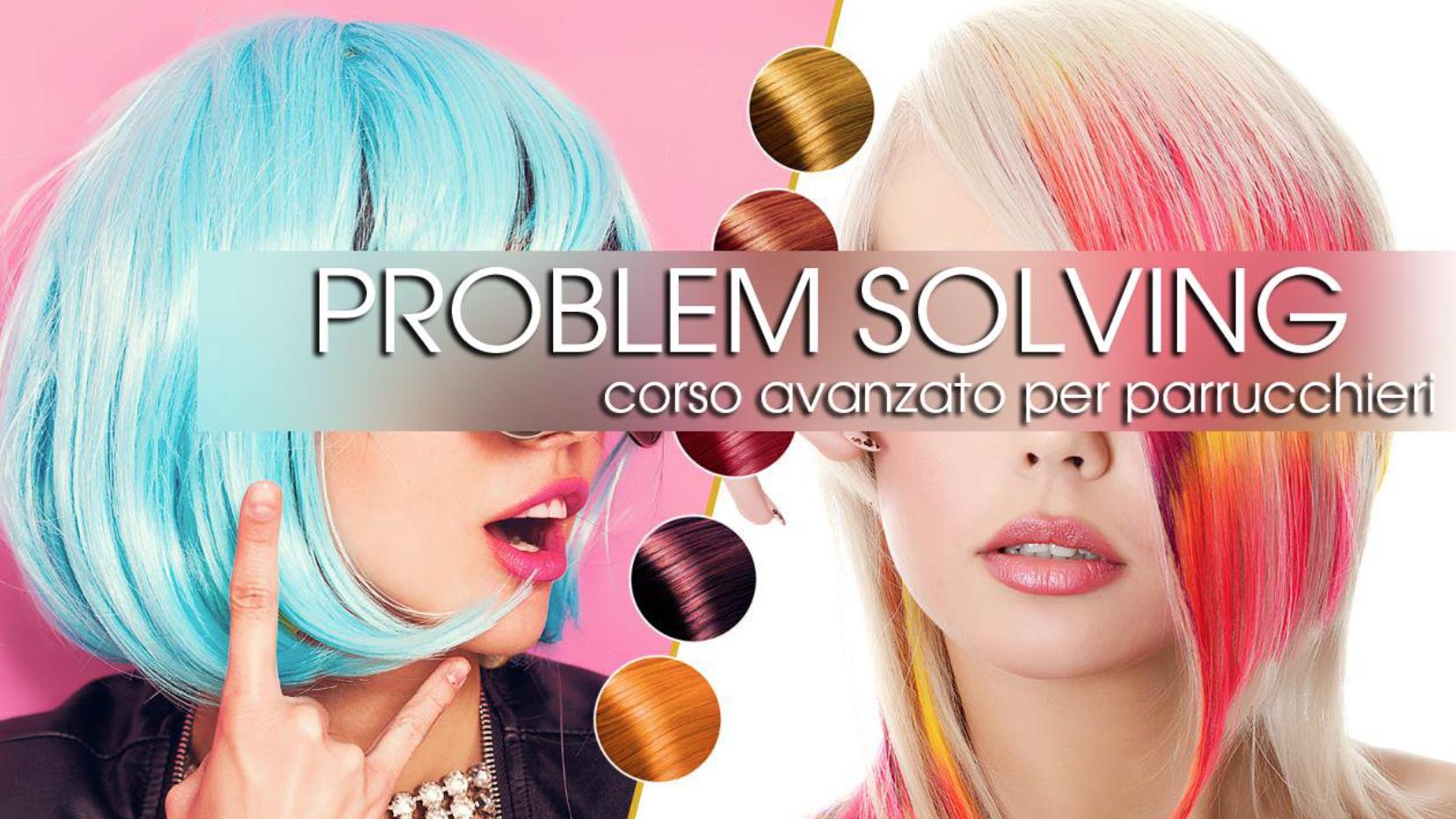 Corso parrucchieri Problem Solving
