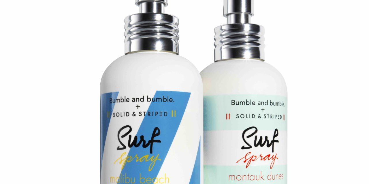 SURF SPRAY MALIBU E SURF SPRAY MONTAUK: ECCO LE NOVITÀ ESTIVE BUMBLE AND BUMBLE
