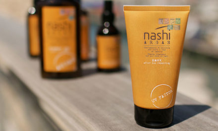 NASHI ARGAN MASK AFTER SUN, TUTTA LA LEGGEREZZA DEL SOLE