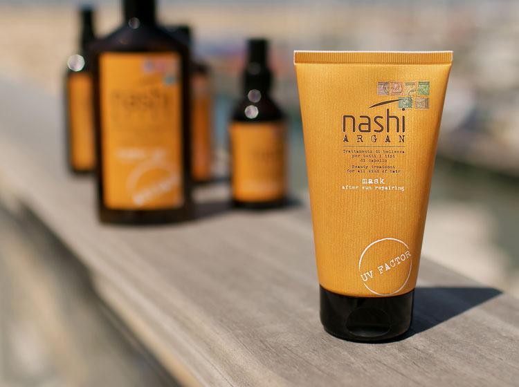 NASHI ARGAN MASK AFTER SUN, TUTTA LA LEGGEREZZA DEL SOLE