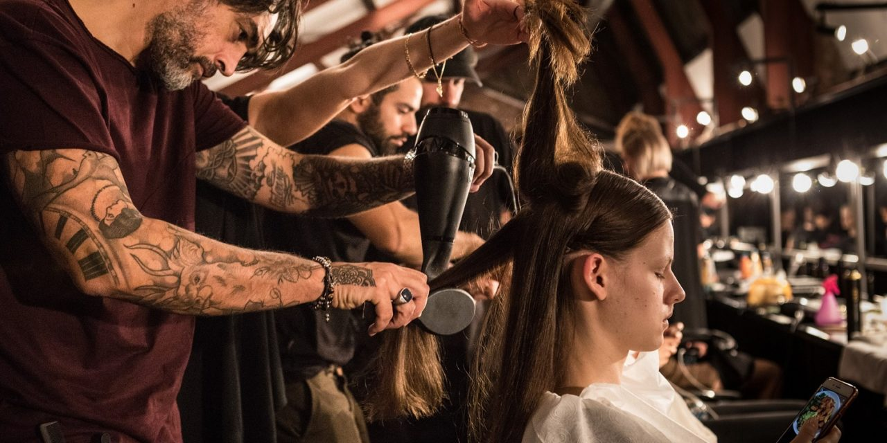 PRONTE PER IL GHD HAIRSTYLING PHOTO CONTEST??