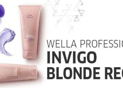 Biondo perfetto: Invigo Blonde Recharge
